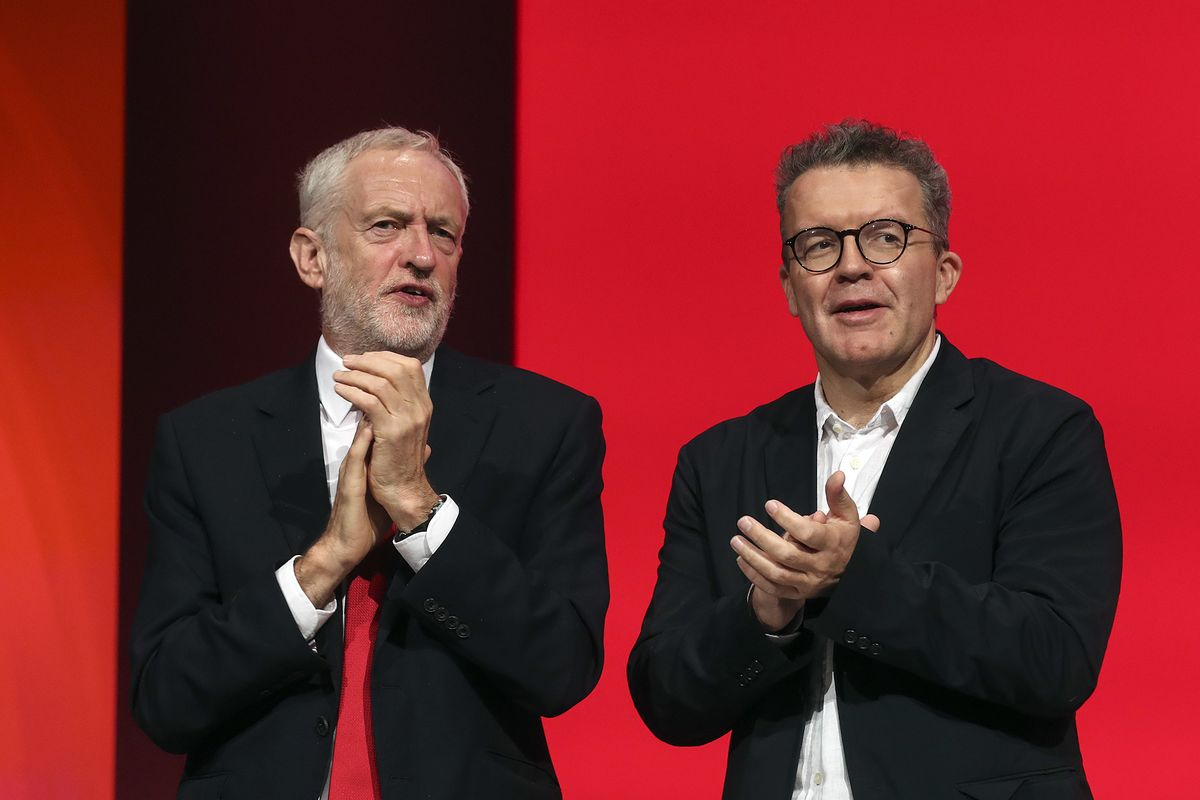U.K. Labour Party Civil War Takes Center Stage as Election Looms