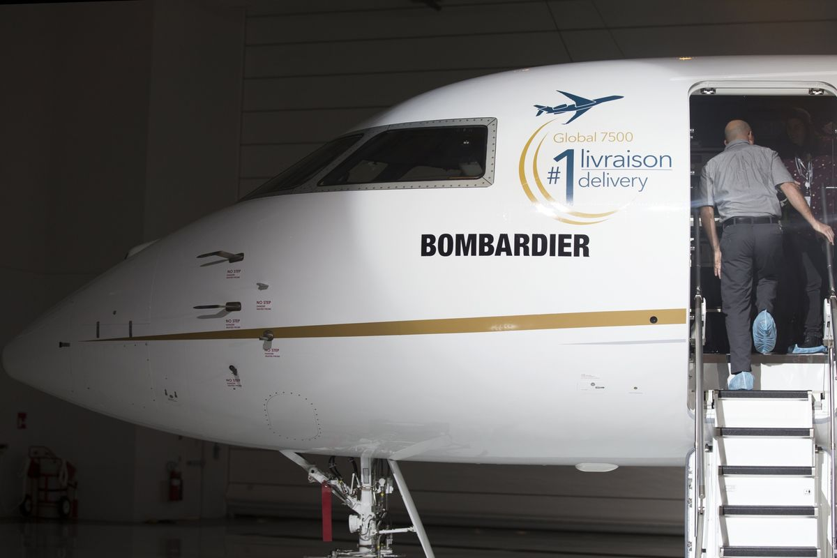 A Shadow of Its Former Self, Bombardier Declares Turnaround Over