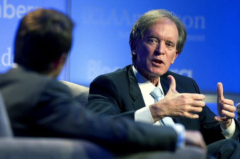 Gross Says Risk Assets Vulnerable With Economic Growth Slow