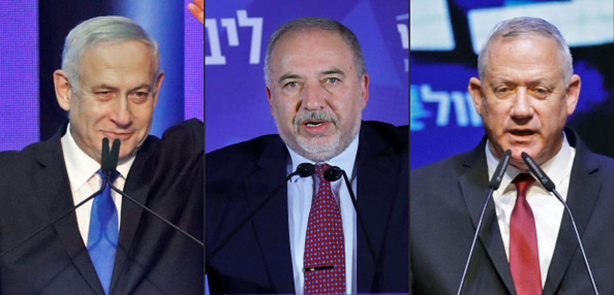 Israel's Rival Politicians Are Surprisingly United