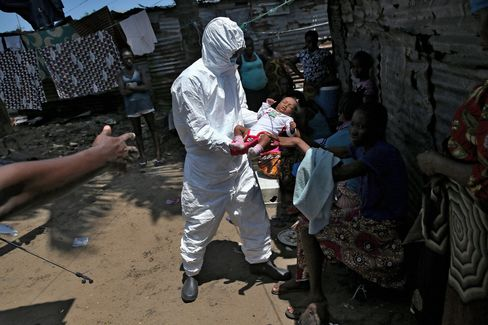 Ebola's Economic Fallout Can't Be Contained in Rising Africa