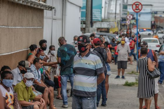 Where Covid Kills the Young: Brazil Shows What May Await Others