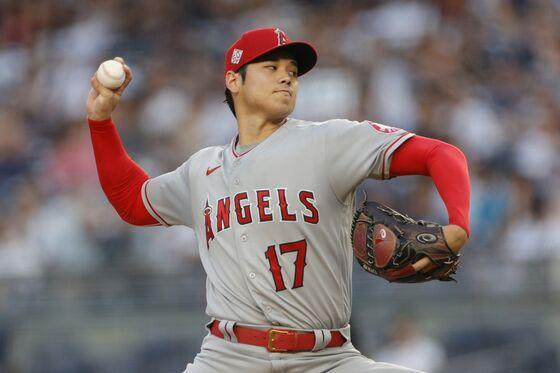 Ohtani's Baseball Skills Help His Sponsors Outperform the Market