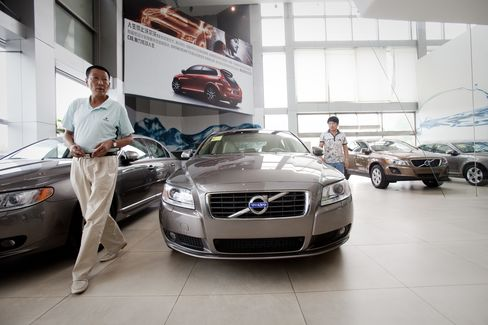 China Auto Sales May Rise to 16 Million,