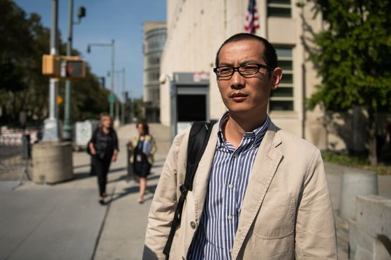 Chinese Man Accused of Theft for Huawei Pleads to Reduced Charge