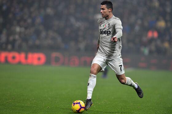 Cristiano Ronaldo's Star Fails to Attract Bond Investors to Juventus