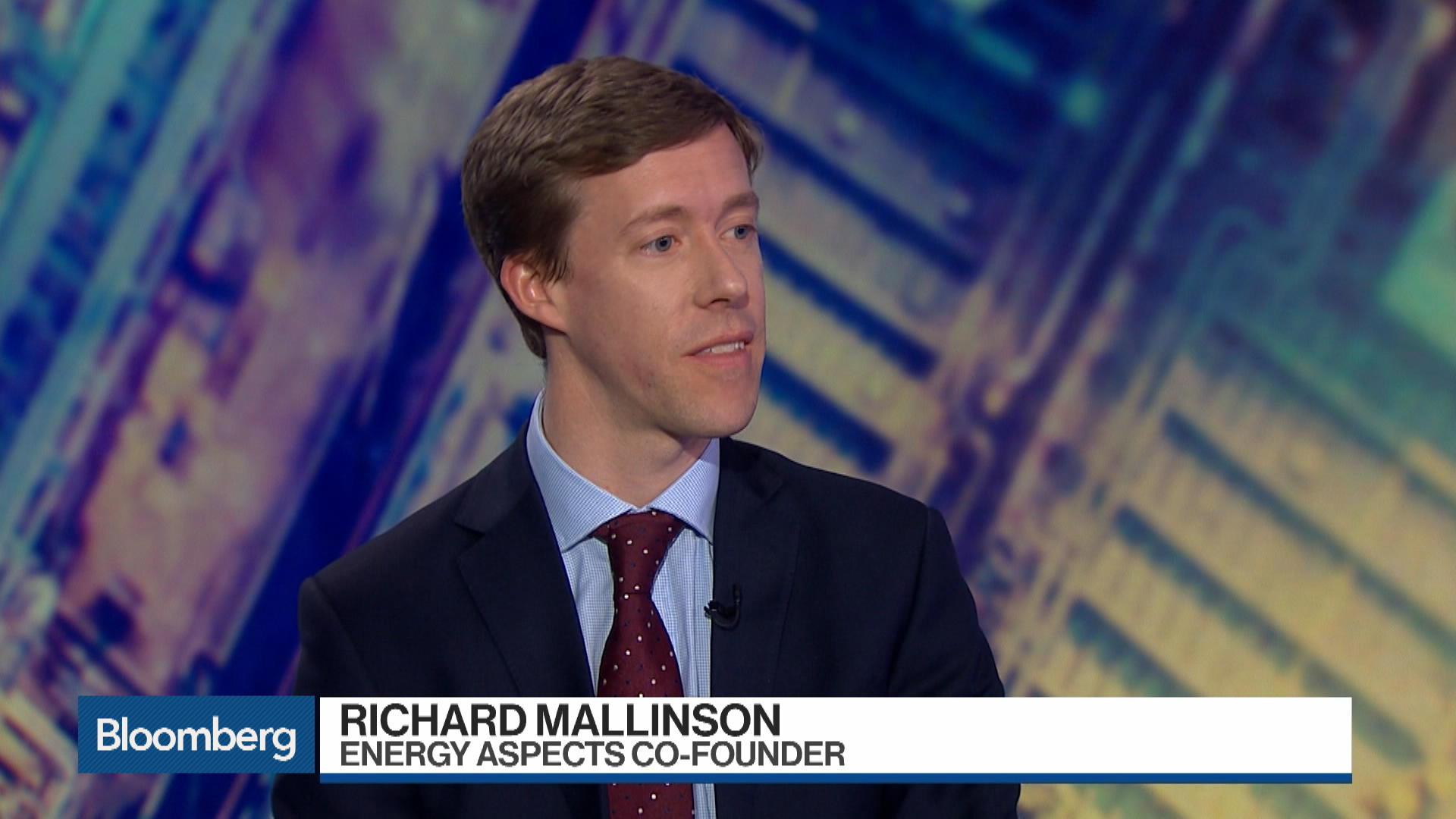 Oil's Drop in 2018 Still Haunts Investors, Energy Aspects' Mallinson Says