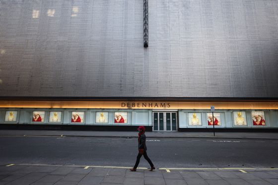 What's Next for Debenhams and Arcadia as U.K. Retail Reopens