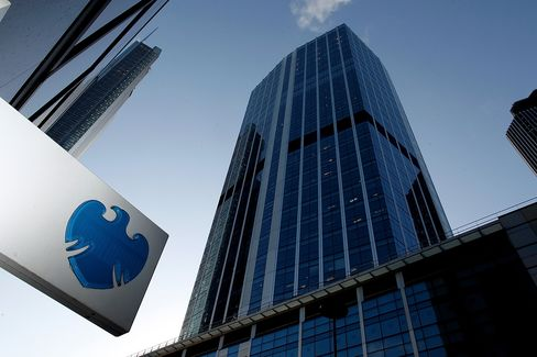 Barclays Plc in London