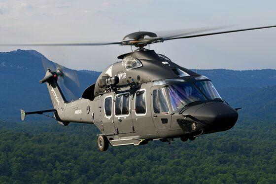 Airbus Sweetens U.K. Chopper Bid With Pledge of Factory in Wales
