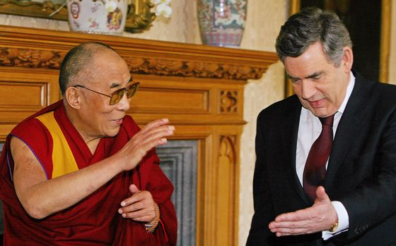 Ex-Barclays CEO Varley Worried That Dalai Lama Would Ruin Deal