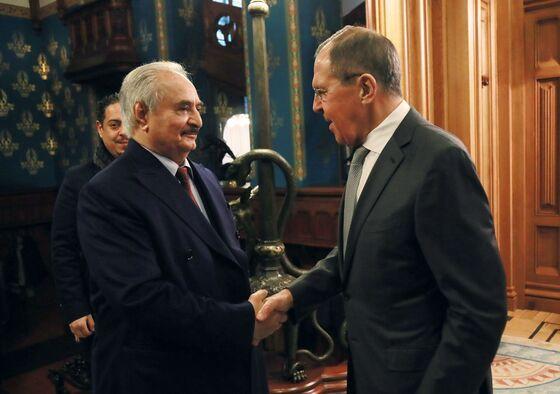 How Vladimir Putin Got Played By a Furious Libyan General