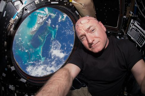 In Focus: Scott Kelly's Year In Space