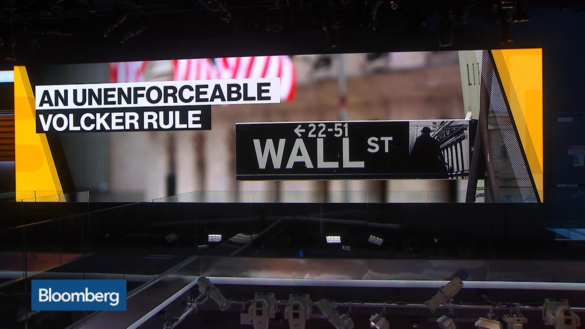 Volcker Rule Criticized by CFTC Commissioner