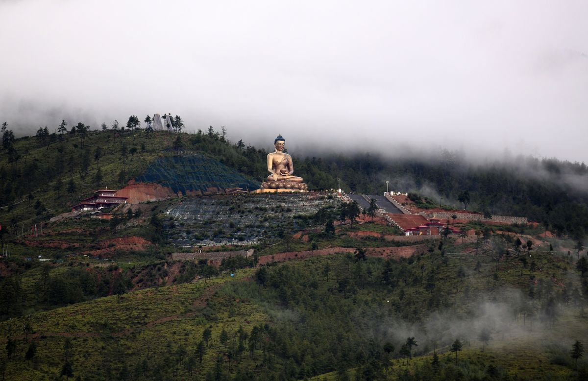 China's Land Grab in Bhutan Is the New Face of War