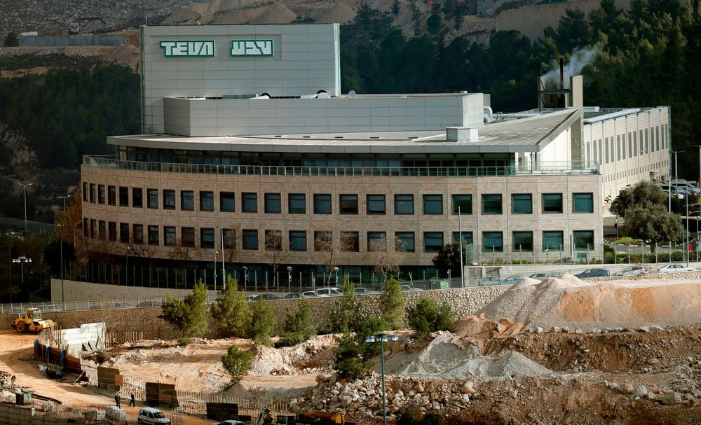 70a8a5c92 Israel Not Aiming to Punish Teva on Job Cuts