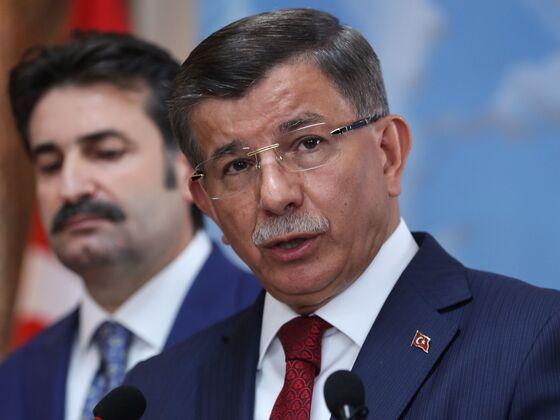 Erdogan Defectors Found New Party Under Former Premier Davutoglu