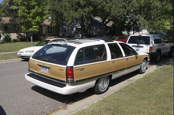 Car SnobsOnce Mocked This '90s Wagon. Now They Love It