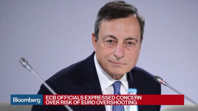 ECB Warned of Euro Appreciation, Asset Purchase Reference to be Changed Soon