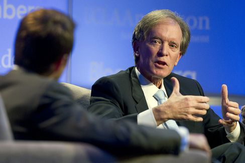 Pimco's Bill Gross Cuts Flagship Fund's Government Debt Holdings