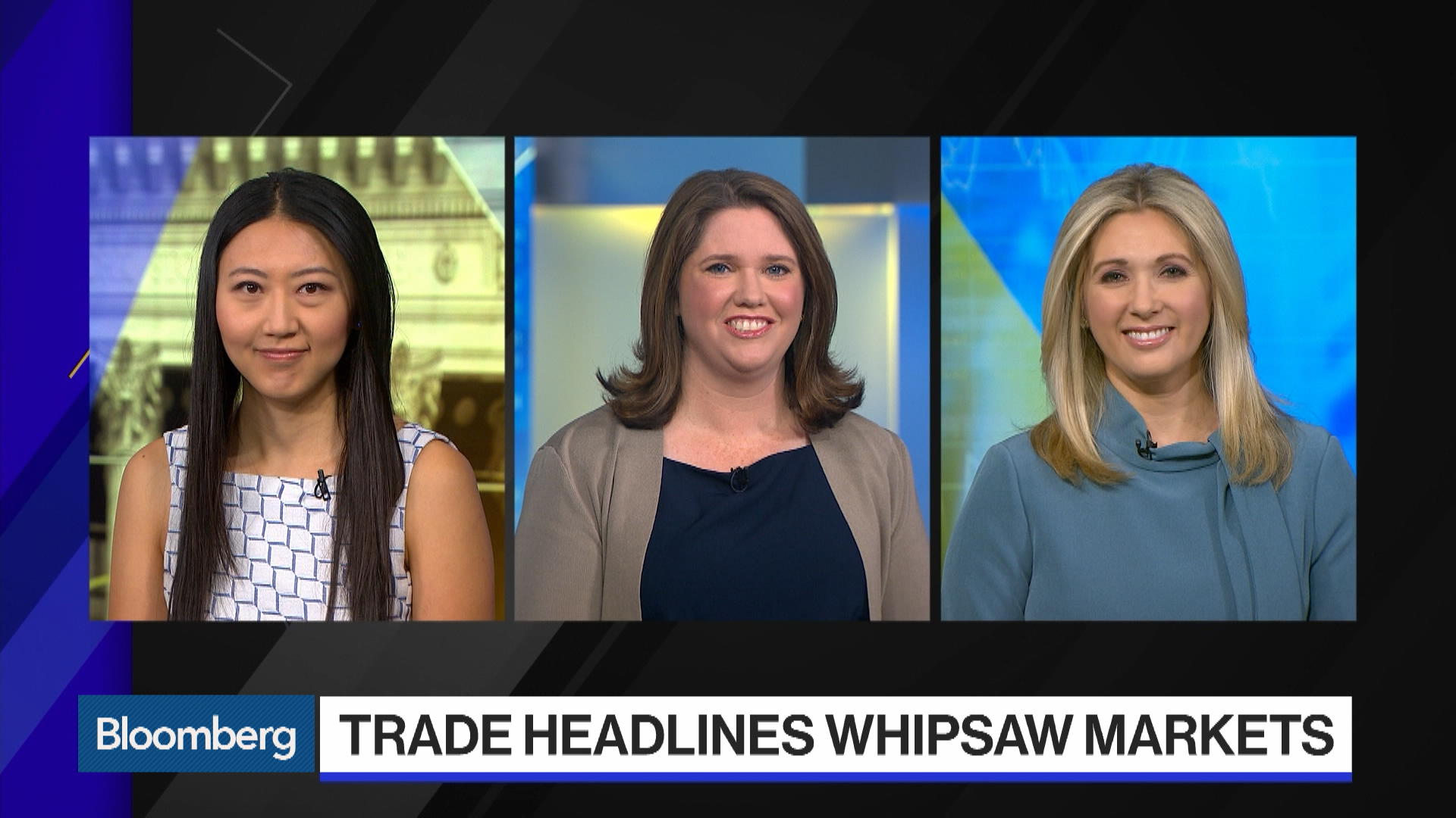 Trade Headlines Whipsaw Markets