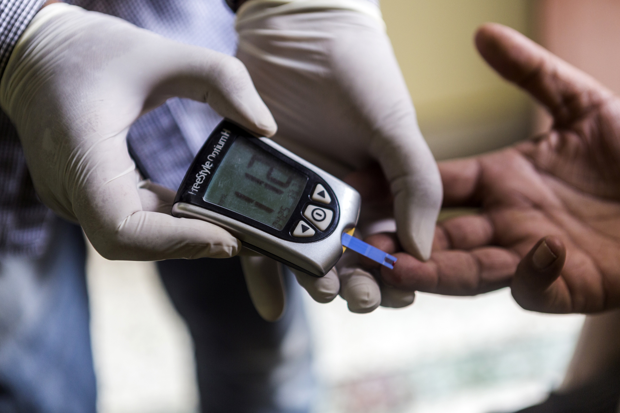 Sensors to Smartphones Bring Patent Wars to Diabetes