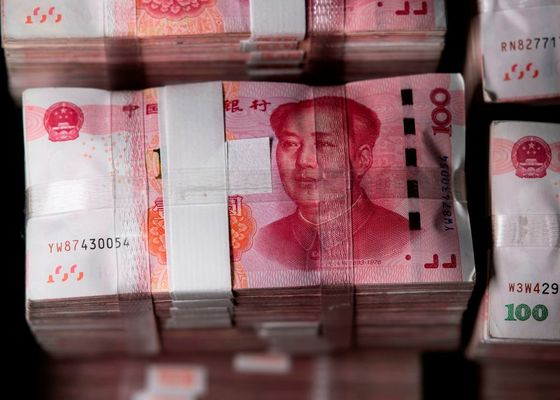 The World Is Turning Away China's Cash