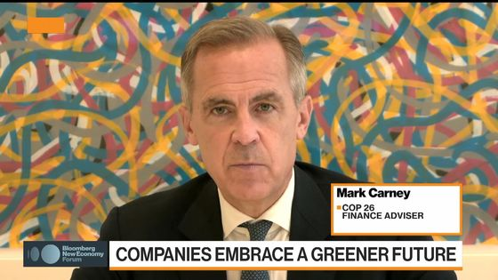 Carney Sees $2.5 Trillion Opportunity Annually in Infrastructure