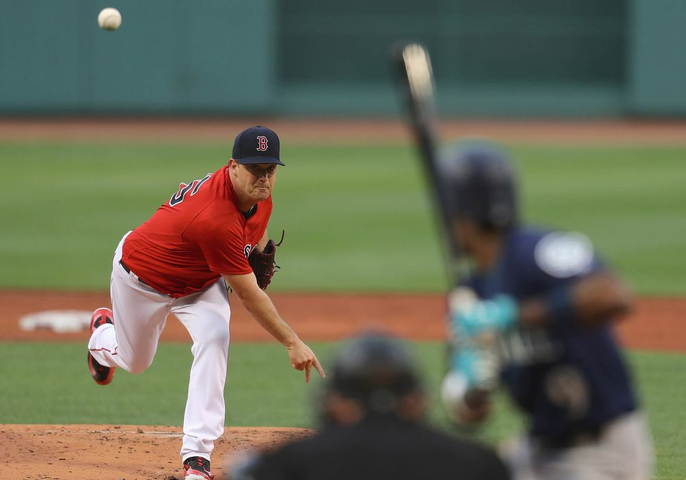 Red Sox Pitcher Steven Wright Suspended 80 Games for HGH