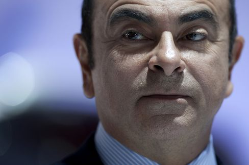 Renault and Nissan CEO Carlos Ghosn