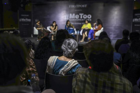 #MeToo's Twitter Gatekeepers Power a People's Campaign in India