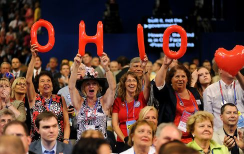 TK...Republicans Outspent 2-to-1 in Ohio