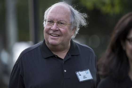 Bill Miller Beats S&P 500 for Second Year With Sharp Bet on Uber