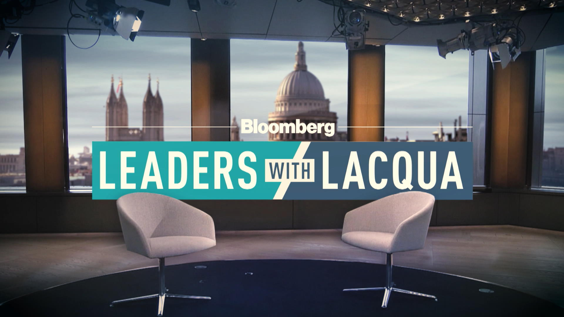 Leaders with Lacqua - John Holland-Kaye, Heathrow CEO Full Show