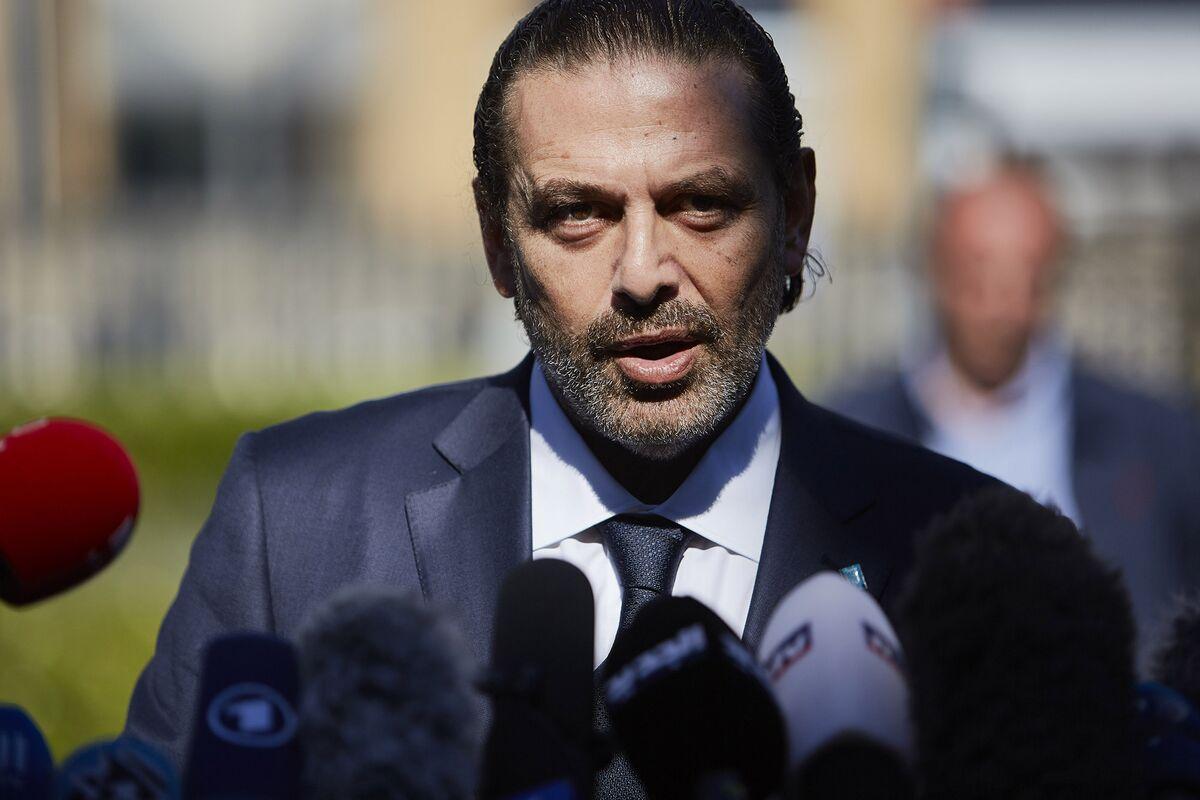 Hariri Says He Isn't Candidate to Form Lebanon Government