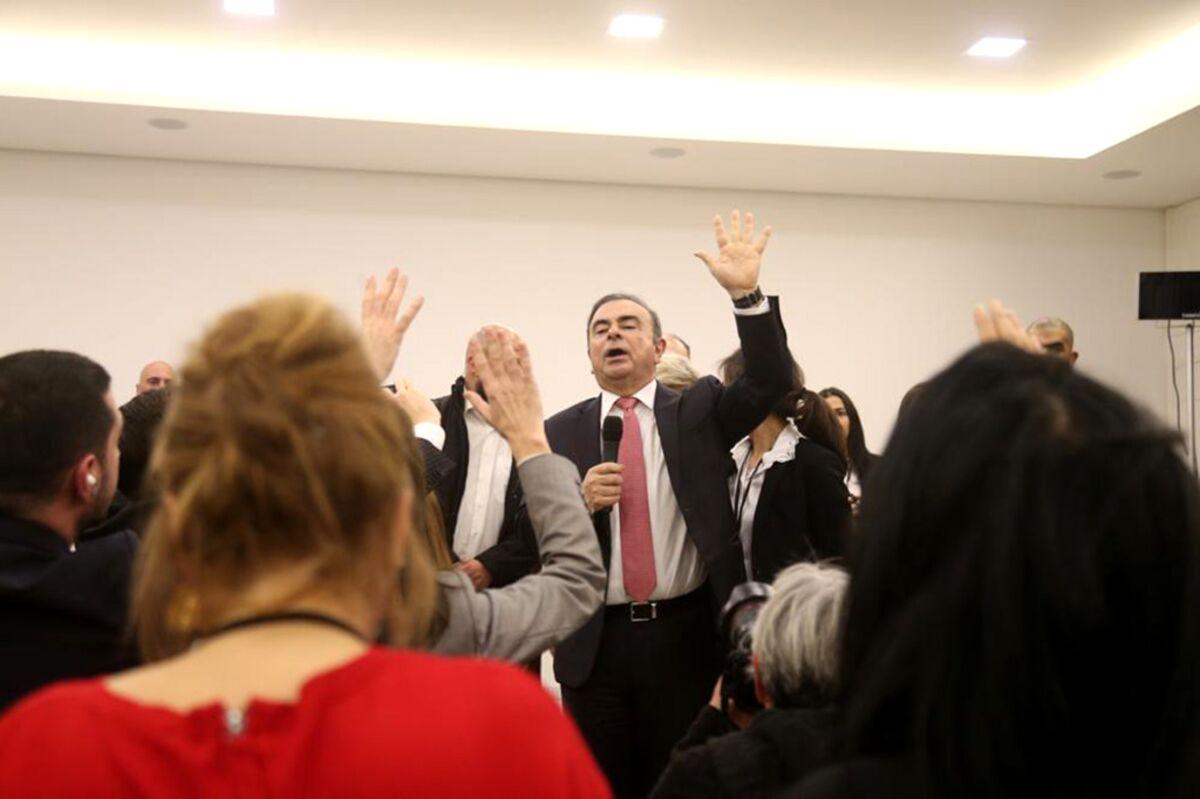 Carlos Ghosn Strikes Back, and Nissan Should Beware