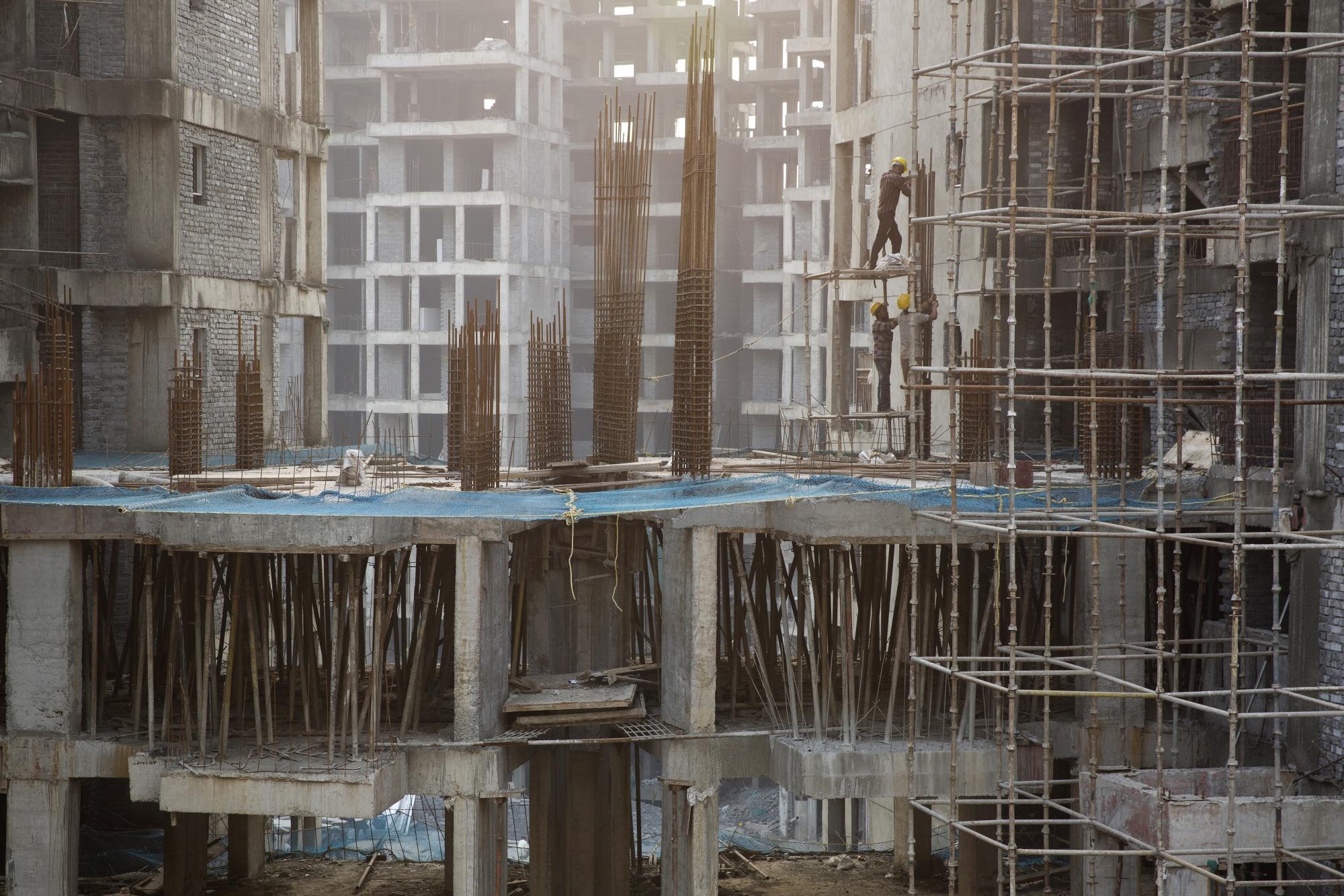Le fonds immobilier indien snobe Delhi et Mumbai à battre ses pairs