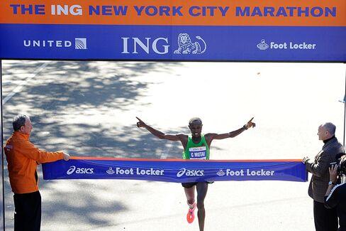 As New York City Marathon Sponsor, ING Comes Under Fire