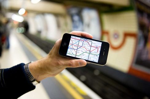 Apple Said to Buy HopStop Navigation App Gaining Map Software