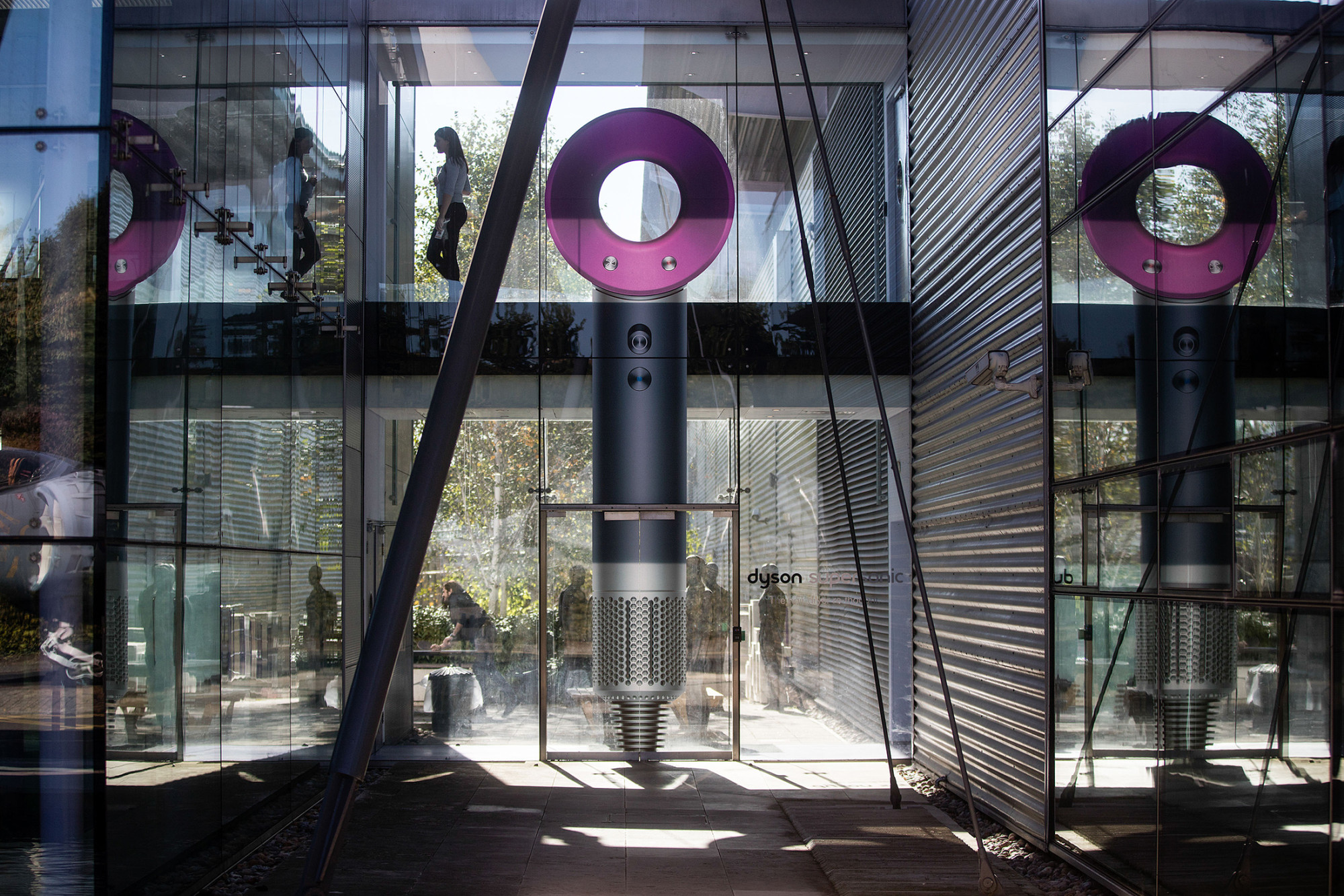Dyson Expands in UK With New Technology Campus