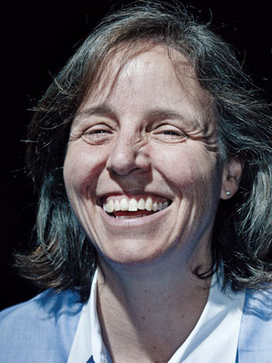 Megan Smith, VP of Google X and co-creator of Solve for X