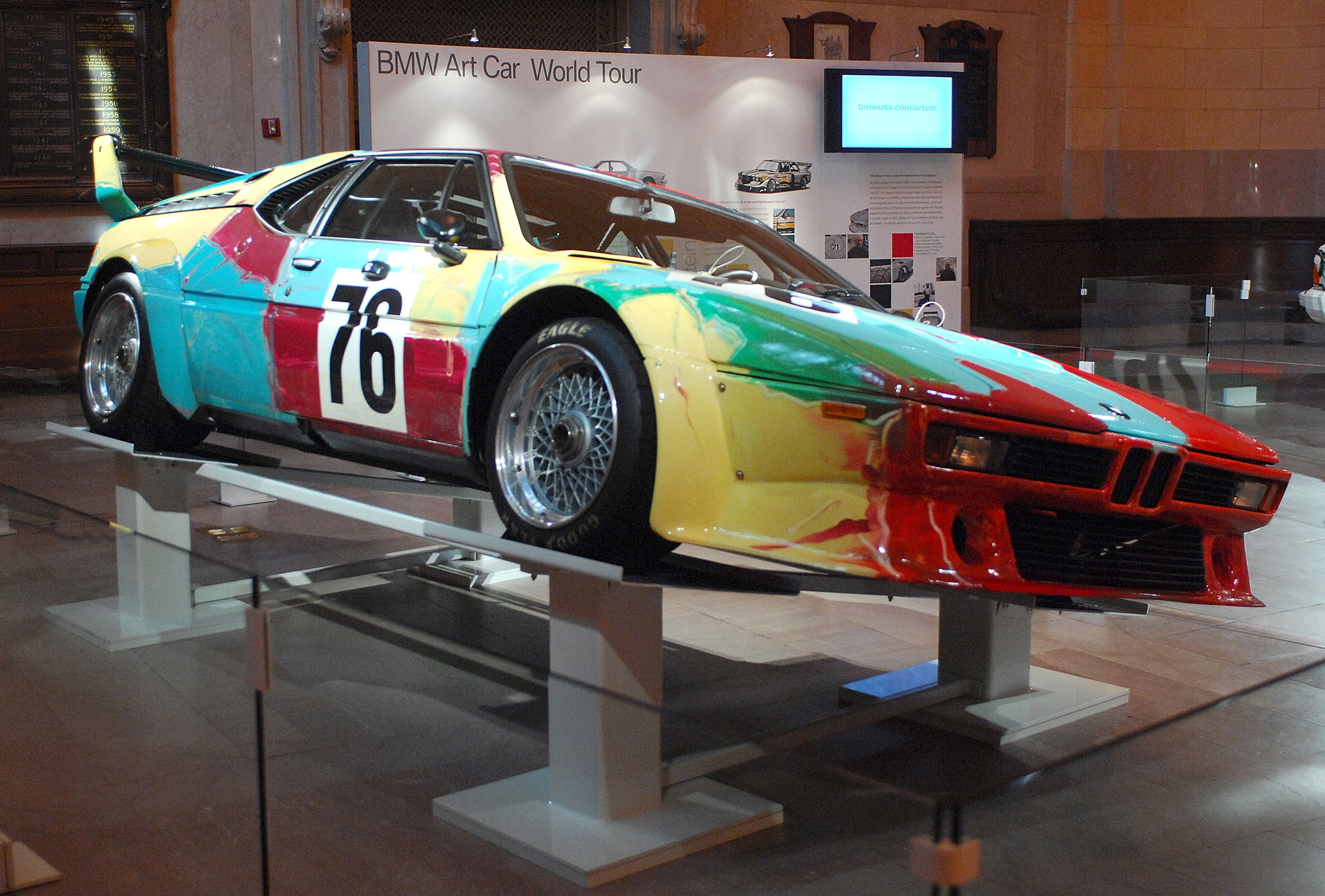 Warhol M1
