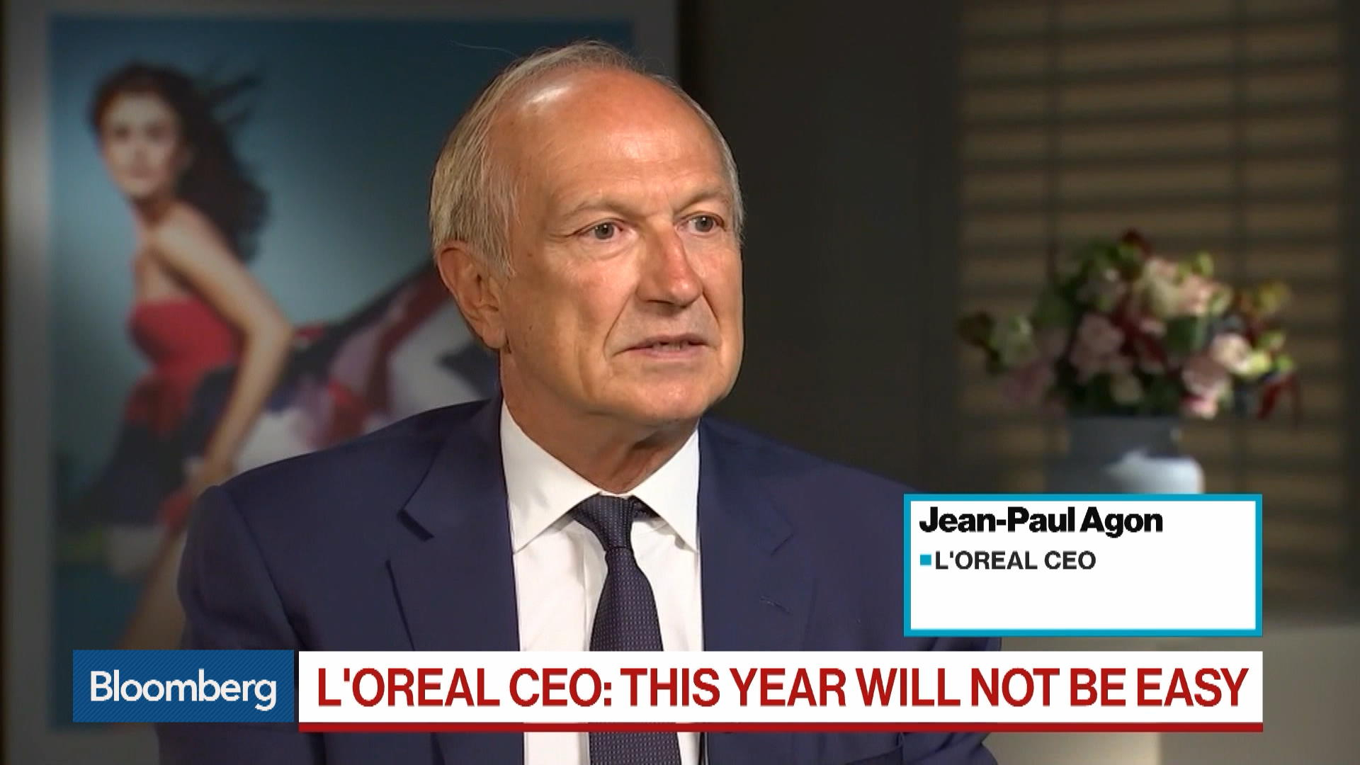 Tariffs Are Being Weaponized, Says Lombard Odier's Ahmed – Bloomberg