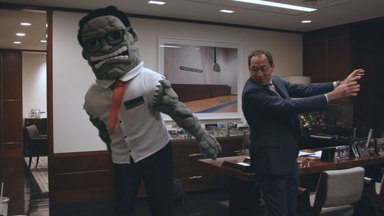 Blackstone Introduces Dancing Mascot 'Mr. Stone' in Holiday Video