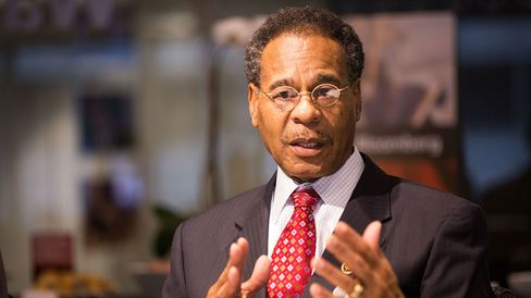 Rep. Emanuel Cleaver is pictured March 25, 2015