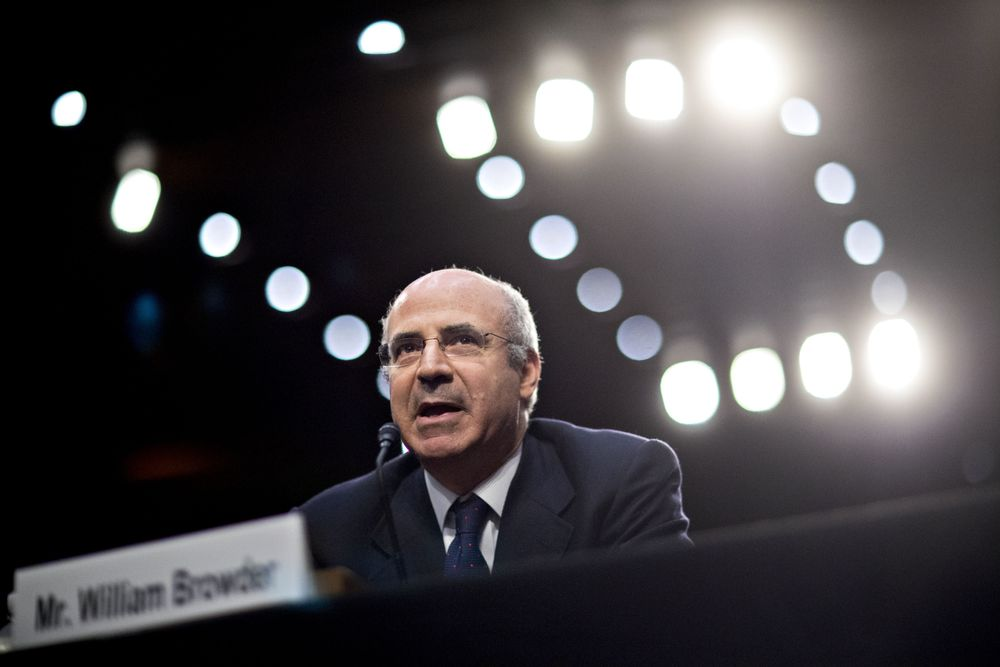 Kremlin Critic Bill Browder Is Released in Spain After
