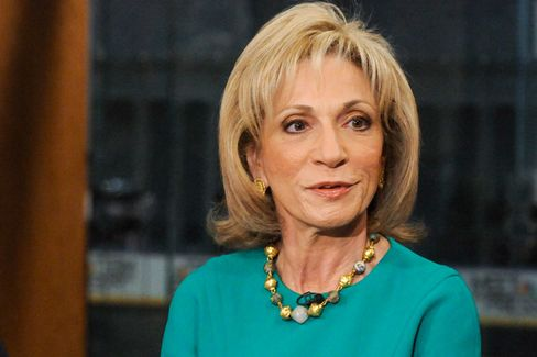 B-School Commencement 2013: NBC's Andrea Mitchell