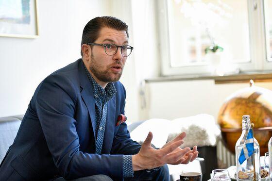 Meteoric Rise of Sweden's Nationalists Stuns Establishment