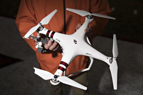 DJI's Phantom Drones May Be Blocked From U.S. in Trade Spat