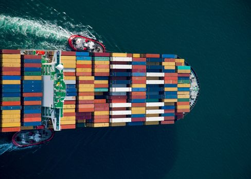 Trade Gap in U.S. Probably Widened on Costlier Energy Imports